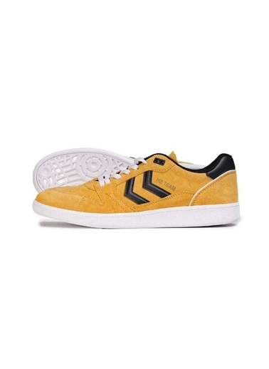 Hummel Hummel Hb Team Suede Sneaker 208698-5005 208698-5005006 Sarı